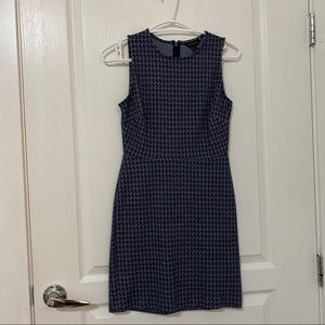 Banana Republic Navy Dress Size0P